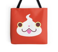 Jibanyan Face Tote Bag