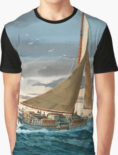 Chesapeake Bay Racing Home Graphic T-Shirt