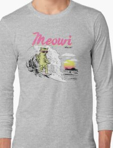 Meowi Long Sleeve T-Shirt