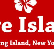 Fire Island, Long Island  Sticker