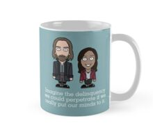 Ichabod Crane and Abbie Mills (mug) Mug