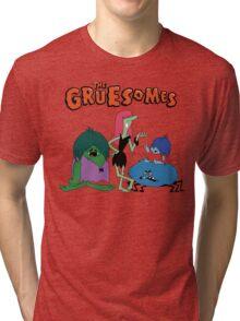 Meet The Gruesomes Tri-blend T-Shirt