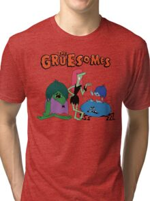 Meet The Gruesomes Tri-blend T-Shirt