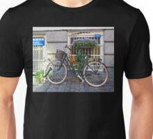 Bicycle Parking Prohibited Here, Copenhagen Unisex T-Shirt