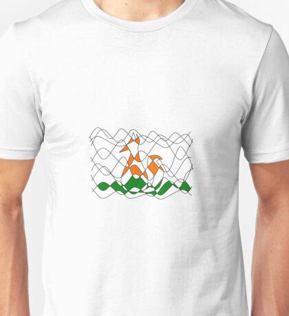 Watching Fox Unisex T-Shirt