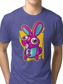 Three Speed Rabbit Tri-blend T-Shirt