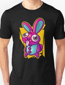 Three Speed Rabbit Unisex T-Shirt
