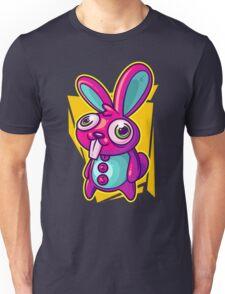 Three Speed Rabbit Unisex T-Shirt