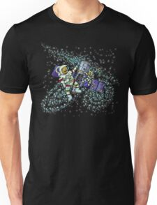 Spaceman and space cat T-Shirt