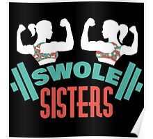 Swole Sisters Poster