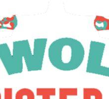 Swole Sisters Sticker