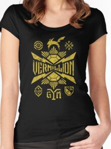 Vermillion Women's Fitted Scoop T-Shirt