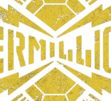Vermillion Sticker