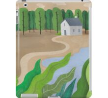 Beside the lake iPad Case/Skin
