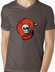 Fox & Scully Mens V-Neck T-Shirt