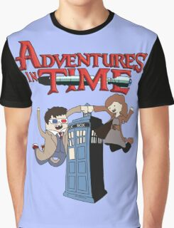 Adventures In Time Graphic T-Shirt