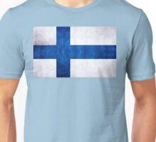 Finnish Flag Unisex T-Shirt