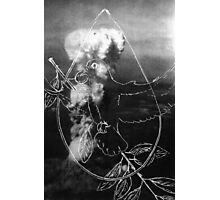 War and Peace Photographic Print