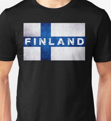 Finland Unisex T-Shirt