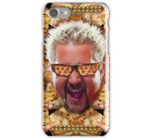 Cheesey Guy 's Greasy Pies Fantasy Mac N Fries World iPhone Case/Skin