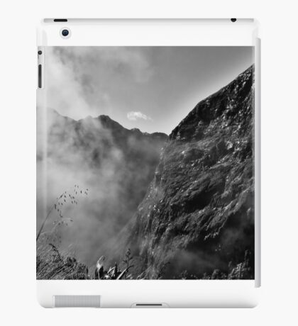 Mackinnons Pass  iPad Case/Skin