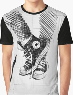 sketch for ink drawing Graphic T-Shirt