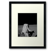 Apollo 14 - 3 Framed Print