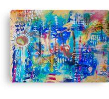 Sunshine for Vincent Canvas Print