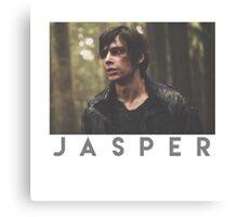 Jasper Jordan Canvas Print