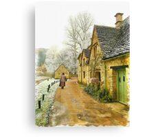 Cotswold Village - England Canvas Print