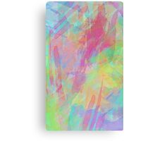 Colorful Rainbow Watercolor Art Gift (4) Canvas Print