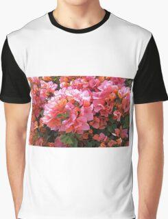 BOUGAINVILLEA BUSH Graphic T-Shirt