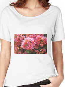 BOUGAINVILLEA BUSH Women's Relaxed Fit T-Shirt