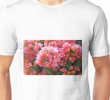 BOUGAINVILLEA BUSH Unisex T-Shirt