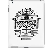 Symmasketry iPad Case/Skin