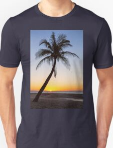 Coco Mo Tropical Sunrise Unisex T-Shirt