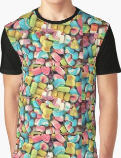 Lucky Charms Marshmallows Graphic T-Shirt