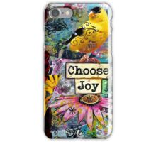 Choose Joy iPhone Case/Skin