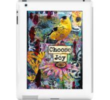 Choose Joy iPad Case/Skin