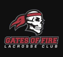 Gates of Fire Lacrosse Club One Piece - Short Sleeve