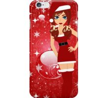 Sexy for Christmas iPhone Case/Skin