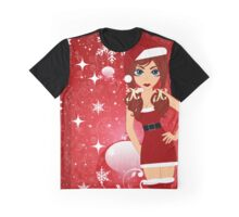 Sexy for Christmas Graphic T-Shirt