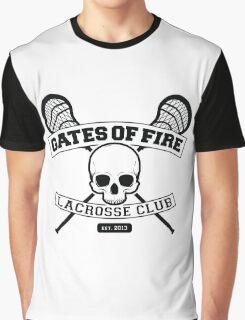 Gates Of Fire Est. 2013 Graphic T-Shirt