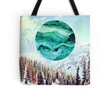SNOWY MORNING Tote Bag
