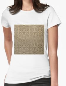 fools gold Womens Fitted T-Shirt