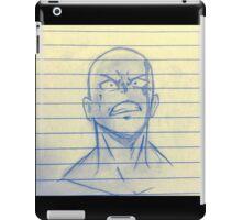 Saitama sensei  iPad Case/Skin