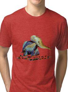 Paper Elephant Tri-blend T-Shirt