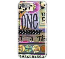 One Little Day iPhone Case/Skin