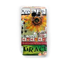 Show Grace Samsung Galaxy Case/Skin