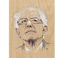 (Wood) Burnie Sanders Photographic Print